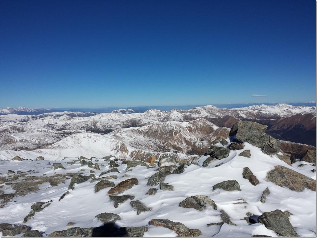Torreys Summit