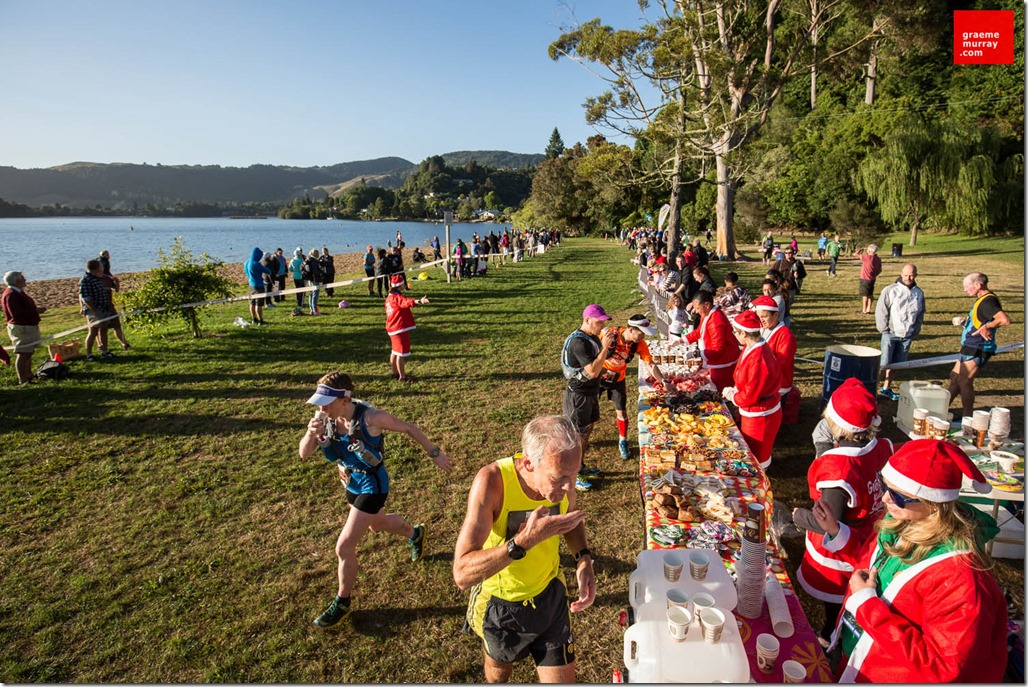 Tarawera Ultra Marathon in Rotorua on 7th Febuary, 2015